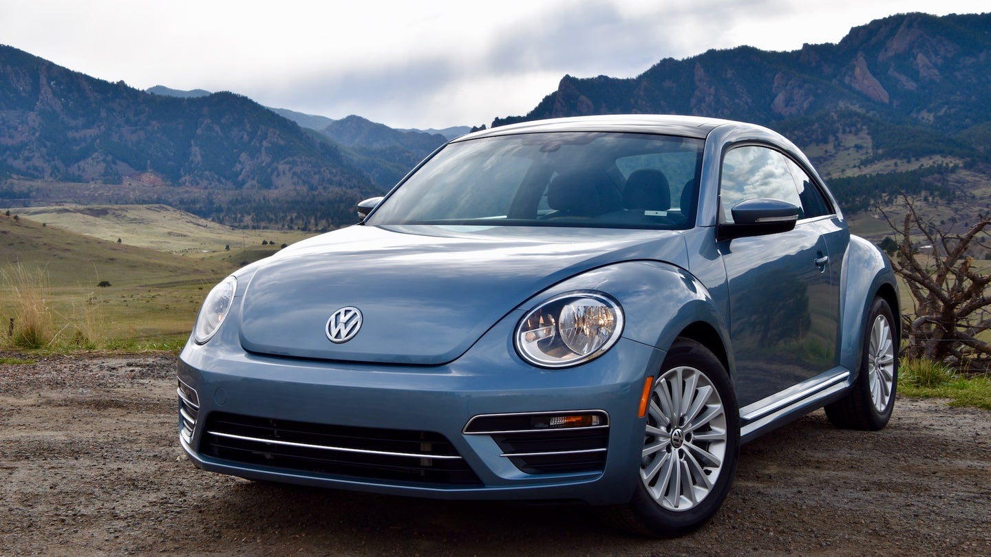 2019 Volkswagen Beetle Final SE
