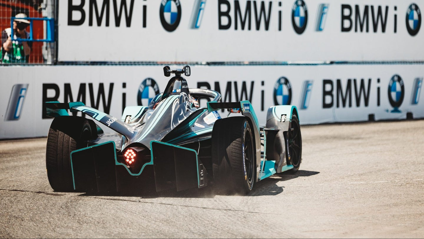 Formula E Race Brooklyn