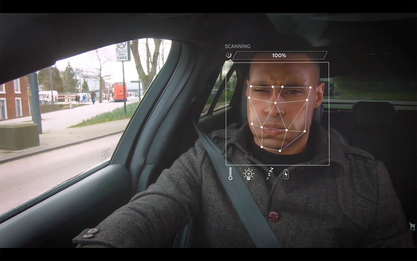 Jaguar-Land Rover Facial Recognition Tech July 2019