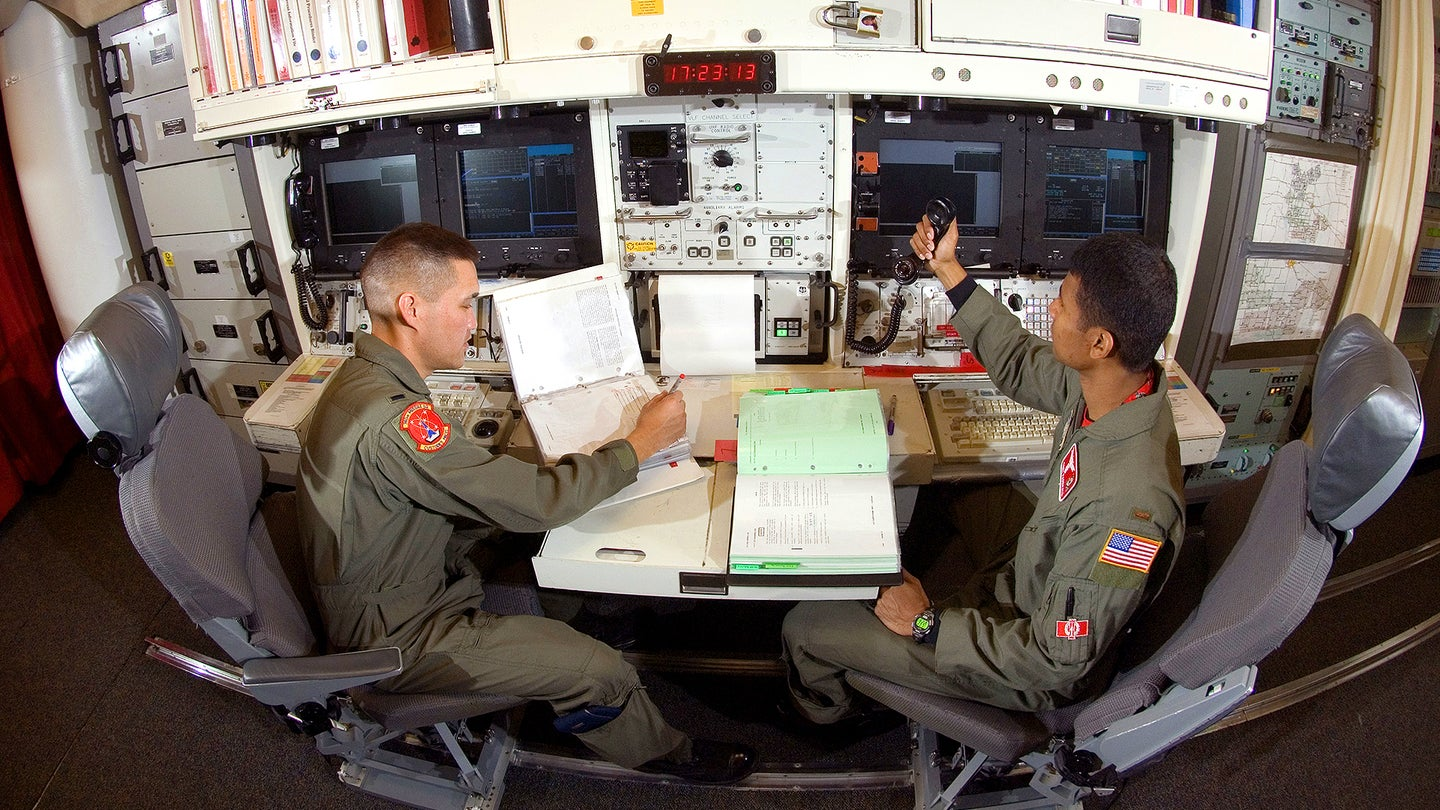 Missile squadron poised for 72-hour alerts