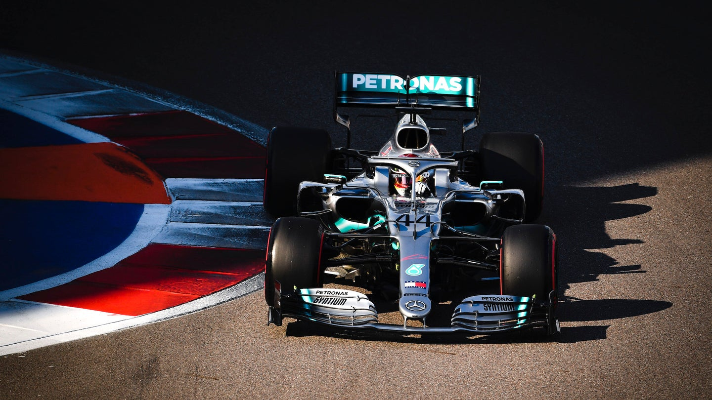 2019 Russian Grand Prix, Saturday - LAT Images