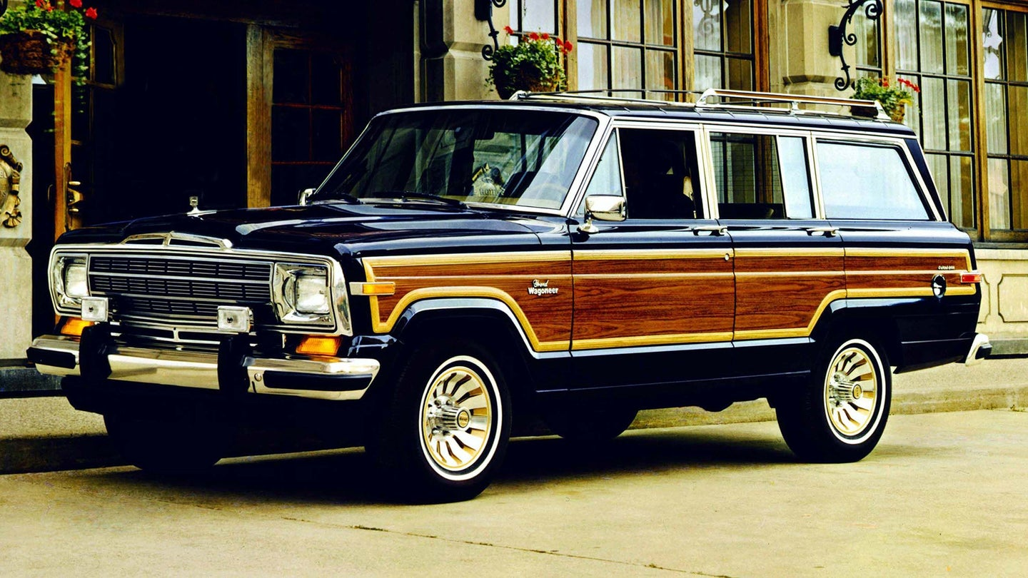 jeep wagoneer old
