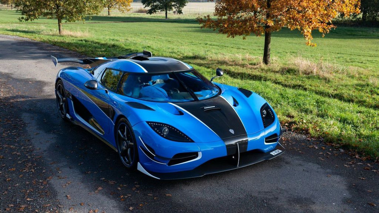 2018 Koenigsegg Agera RS For Sale on AutoTrader Dec 2019 Hero