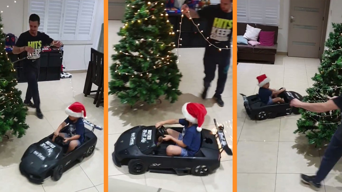 Drift Kid Christmas 2019