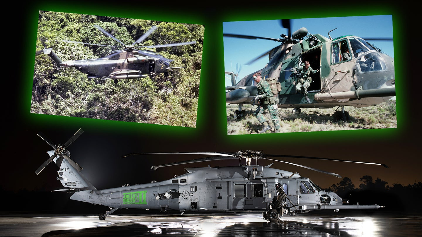 Combat Rescue Helicopter CRH marketing reveal