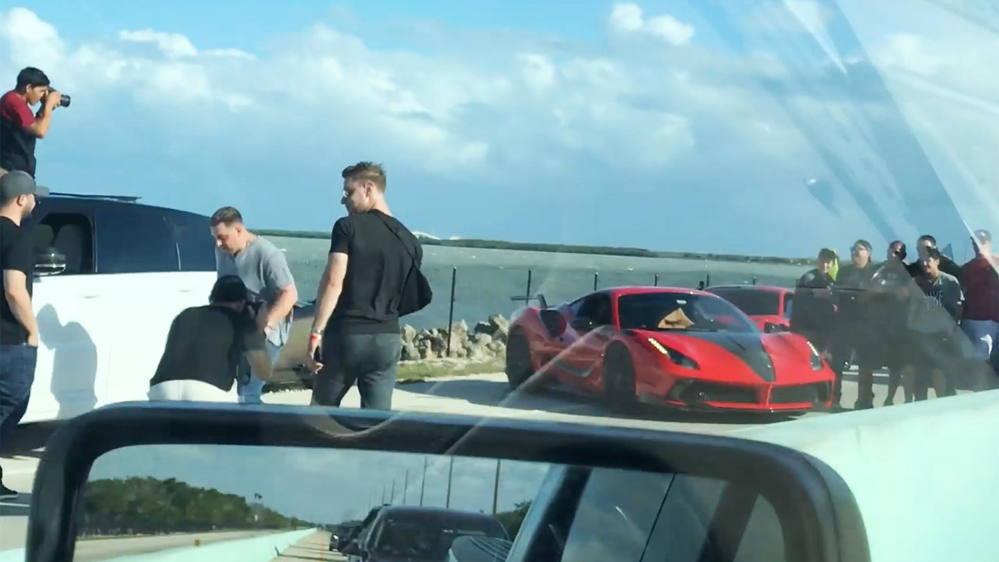 florida supercar traffic jam