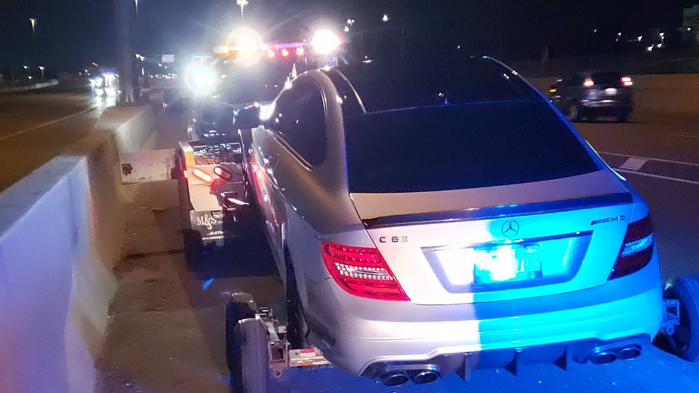 c63beingimpounded