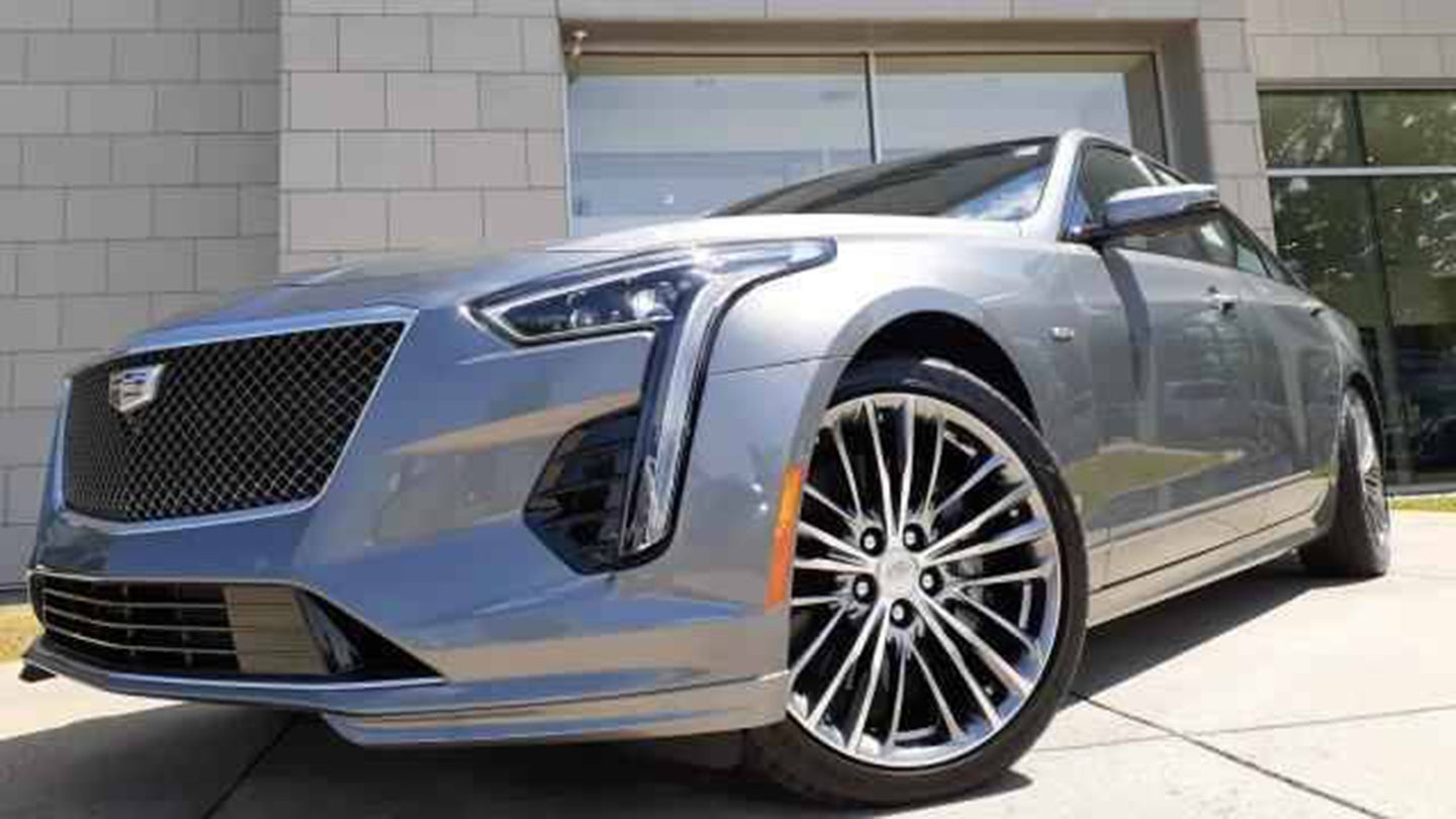 This Craigslist Cadillac CT6-V Is the Cheapest Way to Get ...