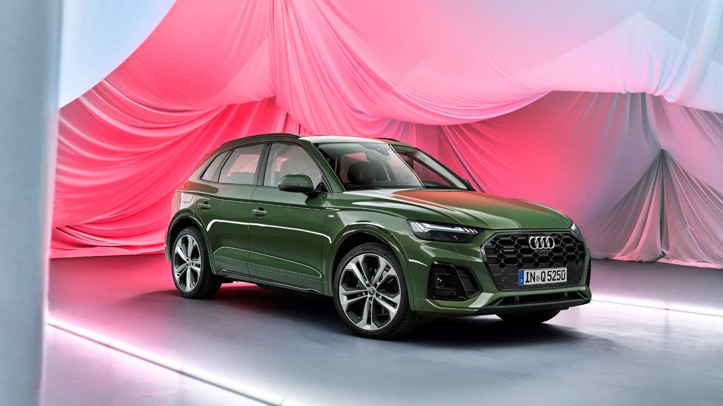 2021 audi q5 moneymaking crossover gets new face 13hp