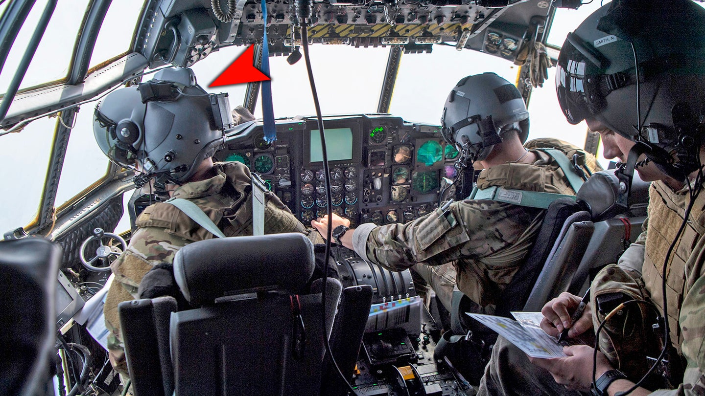 AC-130W supports UAE, U.S. maritime surface warfare exercise
