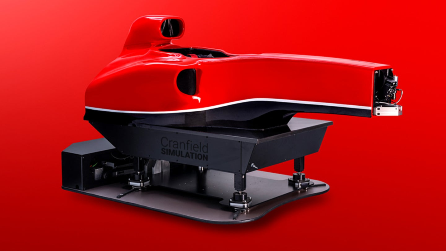 Cranfield F1 Simulator