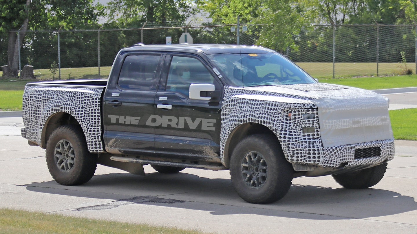 2021 ford f150 raptor will have 700 hp supercharged v8