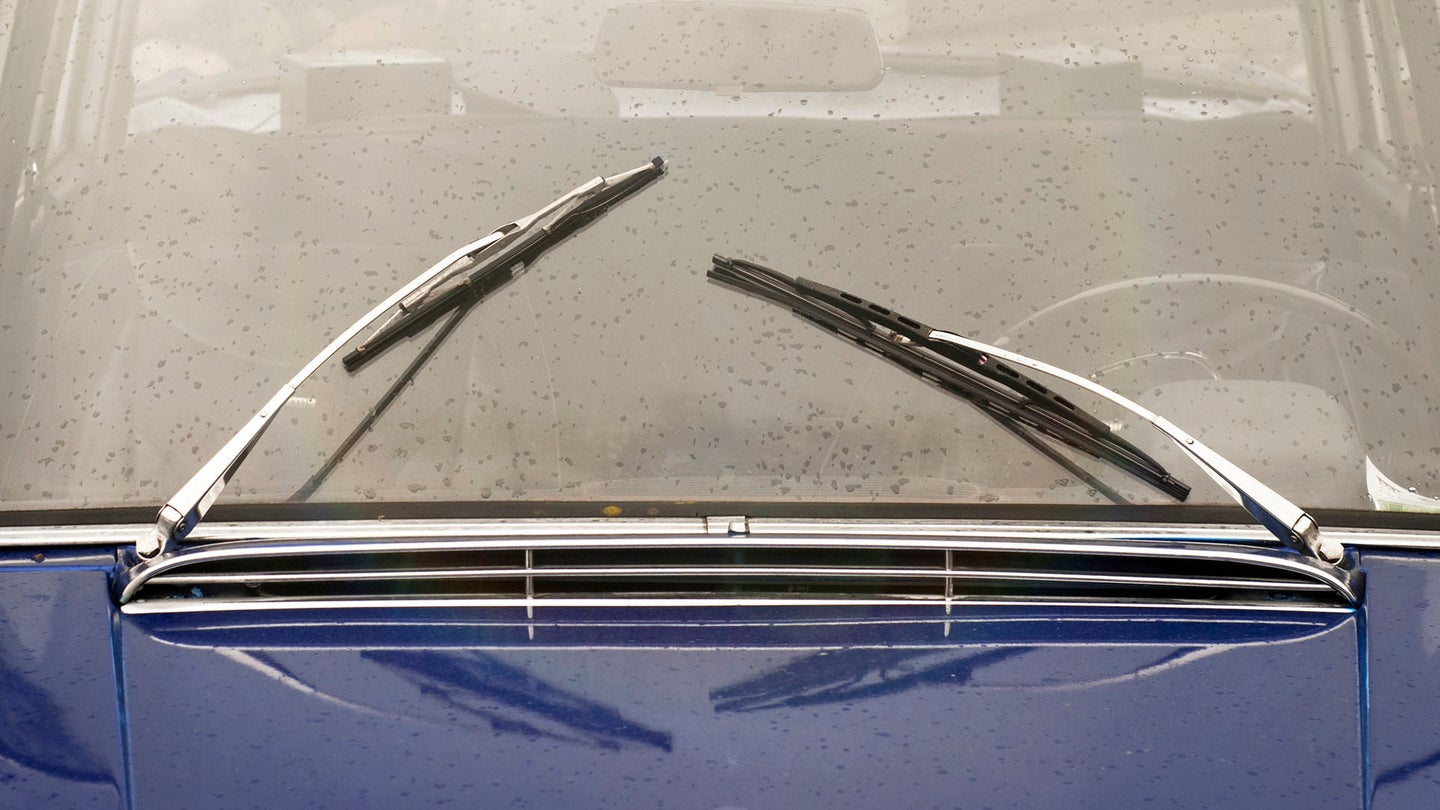 Wiper blades connect to winshield wipers in a variety of ways.