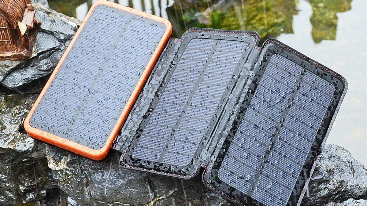 The Best Camping Solar Panels (Review & Buying Guide) in 2020
