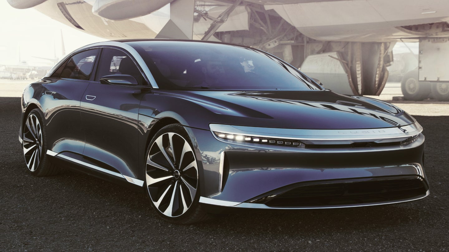 lucid air lead