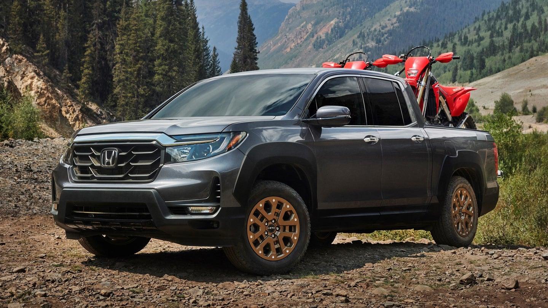 2021 honda ridgeline more truck than ever at least visually