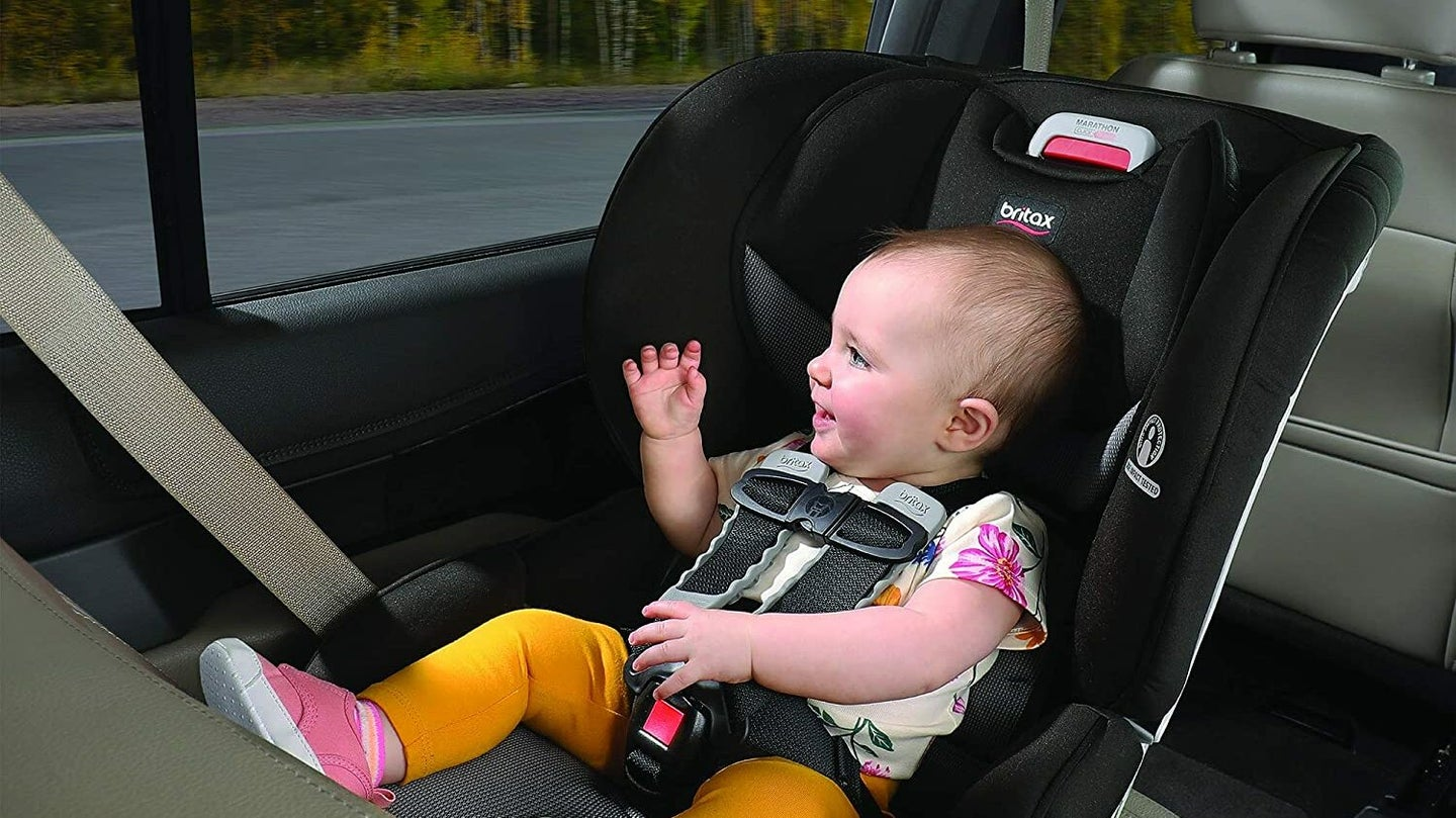 The Best Car Seats For 3 Year Olds