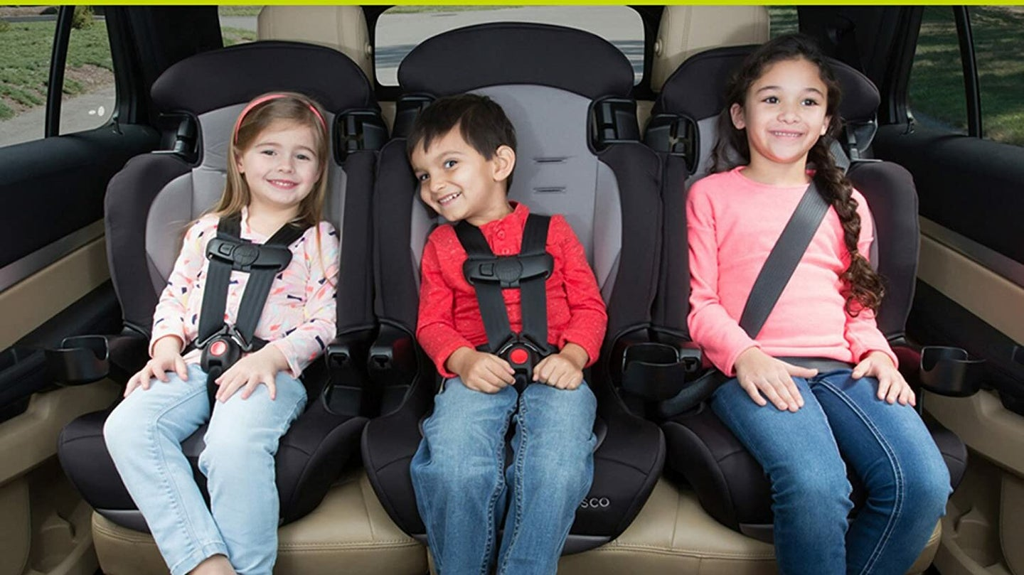 Best Car Seats For 4 Year Olds