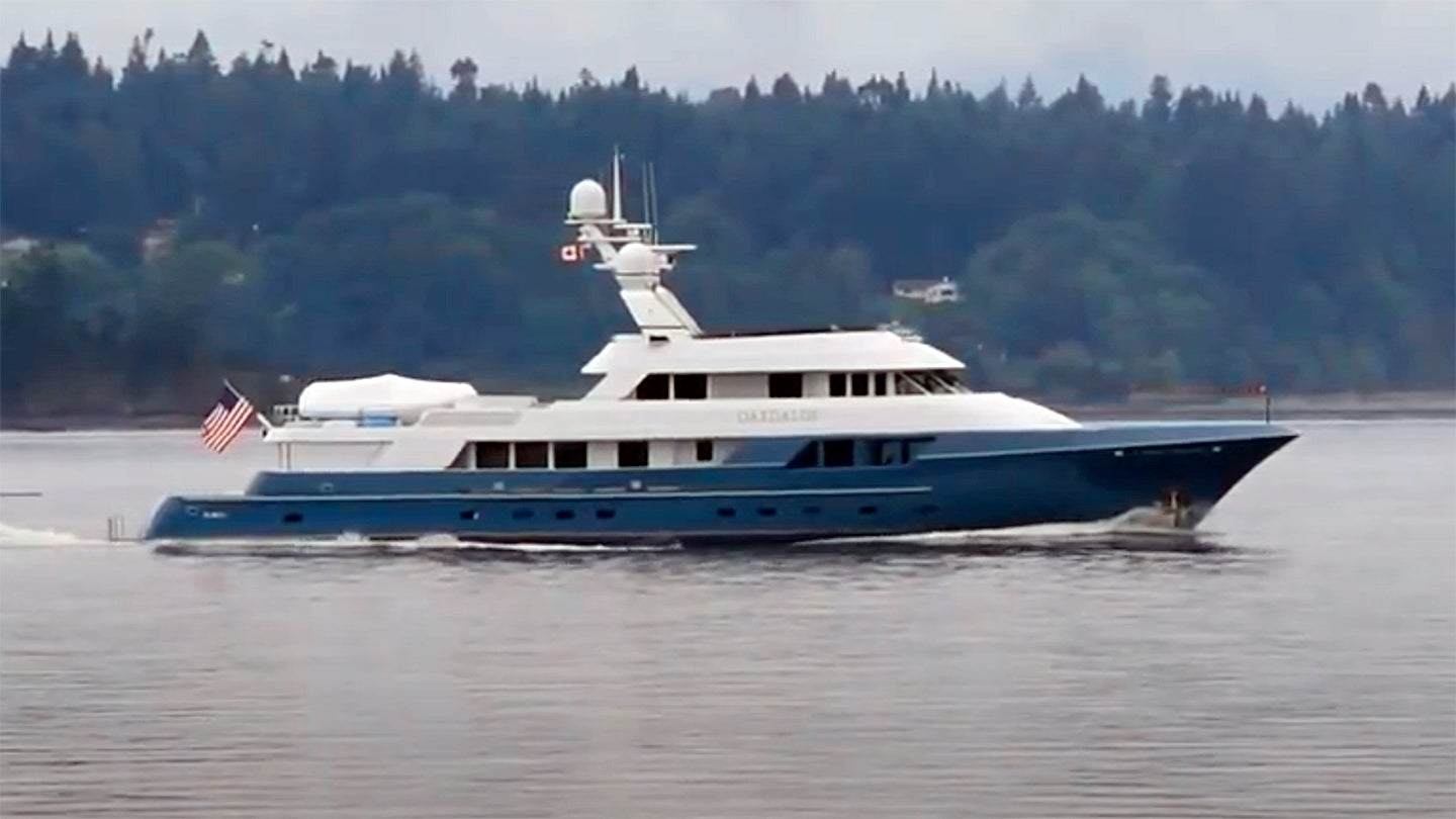 Boeing Just Sold The Superyacht You Didn't Even Know They Owned