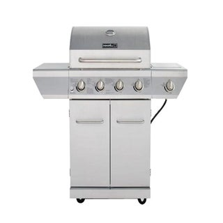 Nexgrill 4-Burner Propane Gas Grill in Stainless Steel