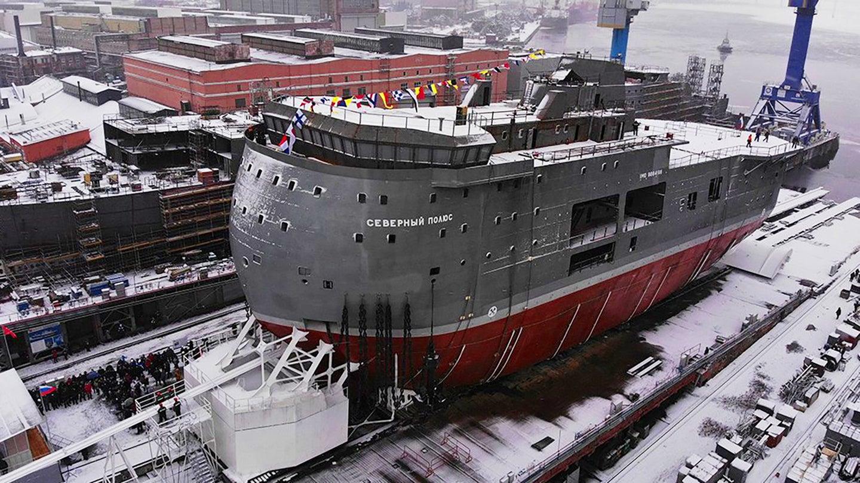 Russian Civil Shipbuilding Sector - Page 6 Russian-Arctic-Ship