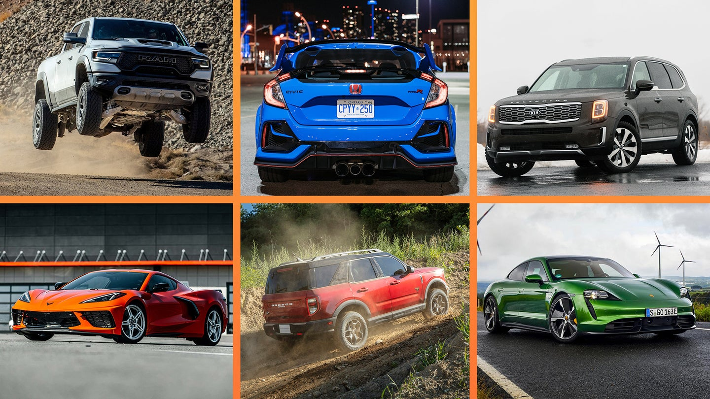 best cars of 2020