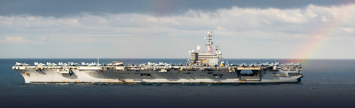Aircraft Carrier Rainbow