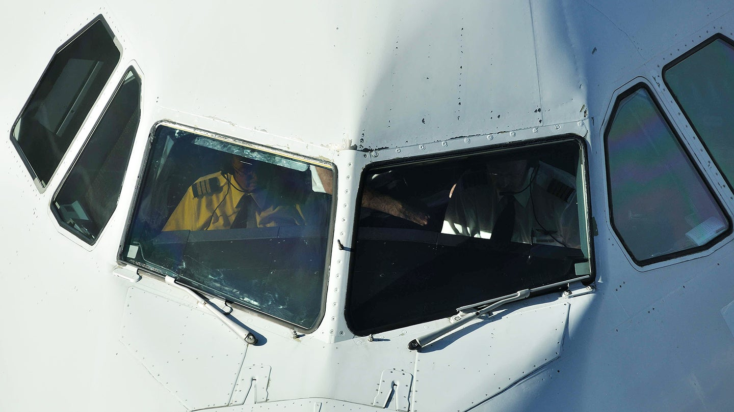 FAA Releases Statement On Airliner's Encounter With Unidentified Object Over New Mexico