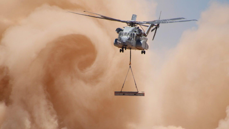 Pifias de la industria militar norteamericana: El ejército de EE. UU. Ni siquiera rastrea cuántas armas pierde, y ha perdido miles CH-53K-BROWNOUT-TOPSHOT-scaled