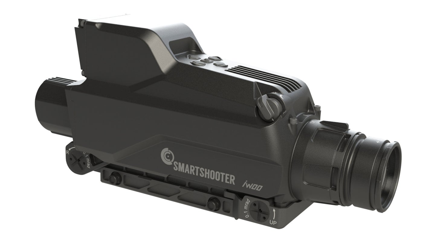 The Individual Weapon Overmatch Optic (IWOO) small arms sighting system.