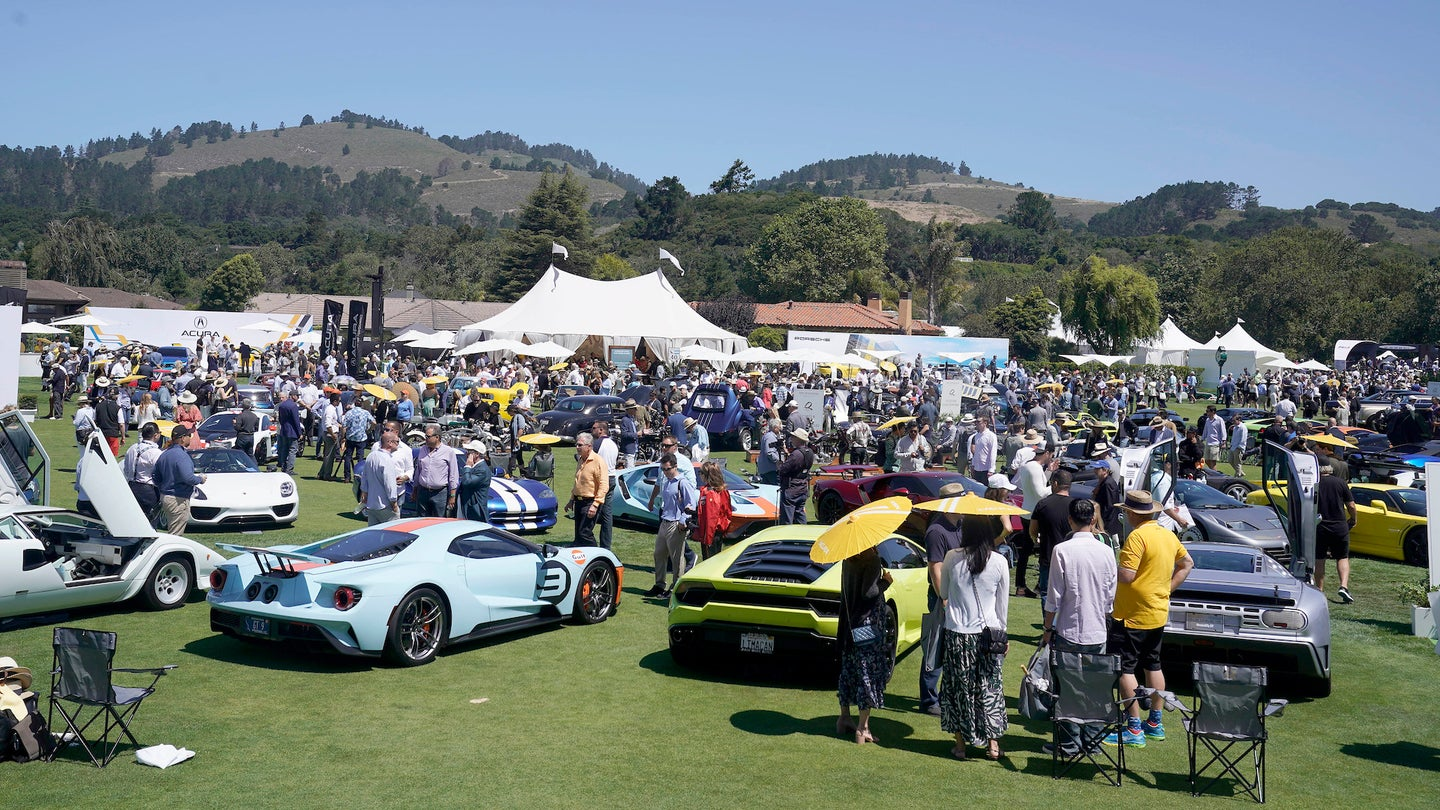 Flexjet Owner Gathering at The Quail, A Motorsports Gathering