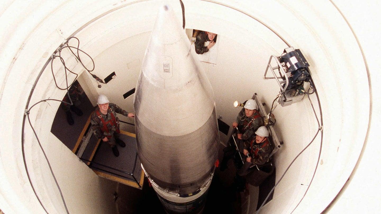 Minuteman III Silo