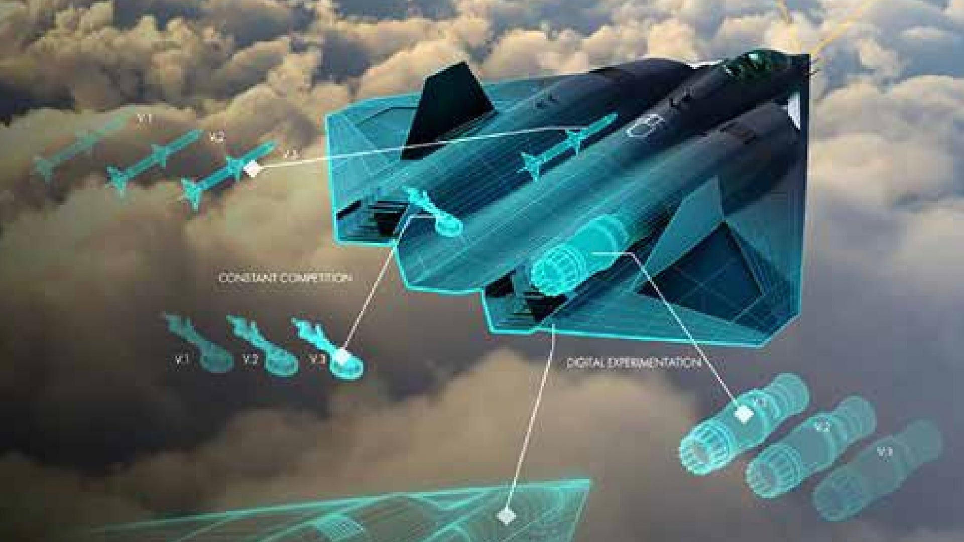 US Air Force: Discussion and News - Page 15 NGAD-concept