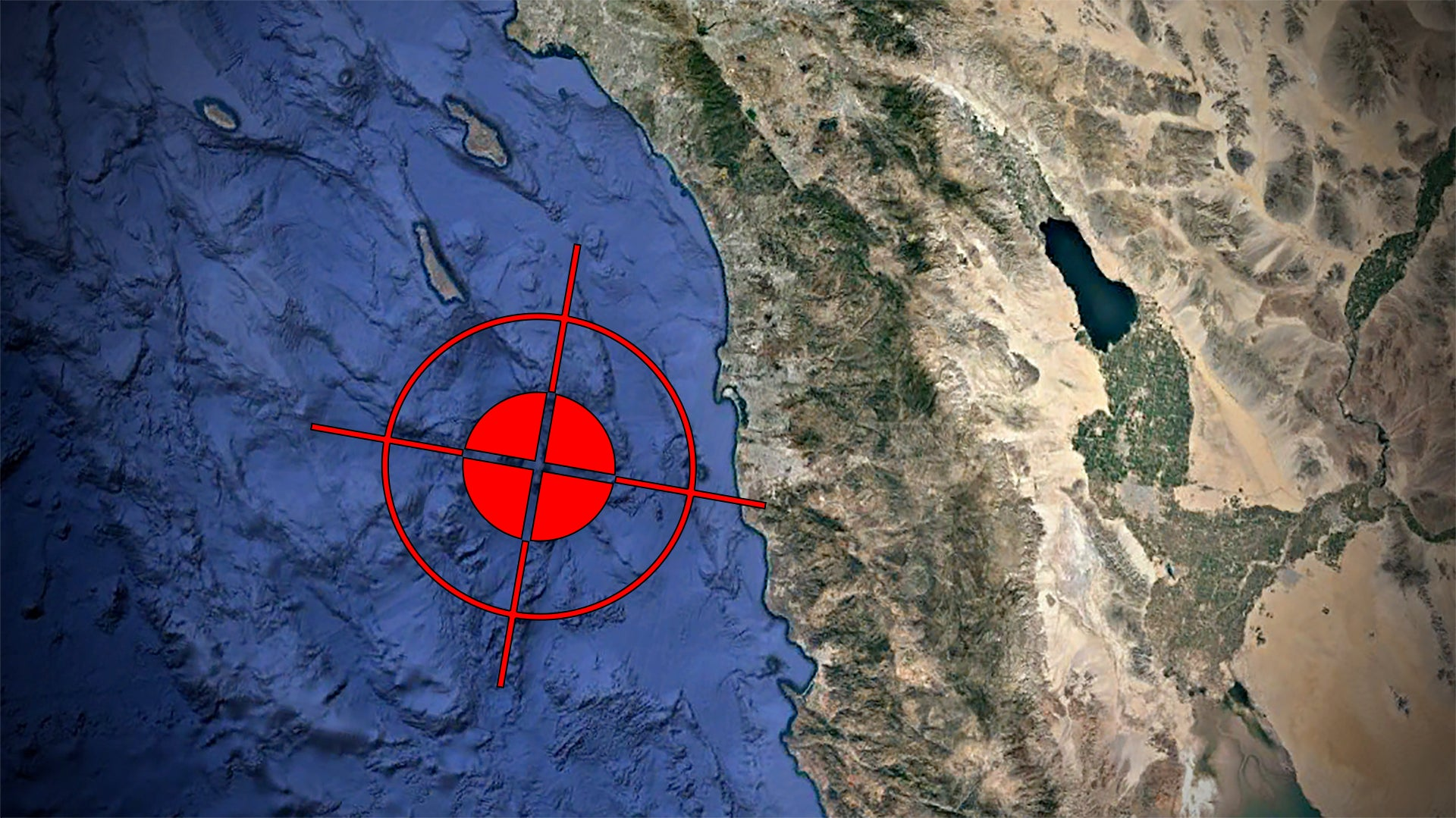 """Supersonic Aircraft Tracked Off San Diego Coincided With Mysterious """"Skyquake"""""""