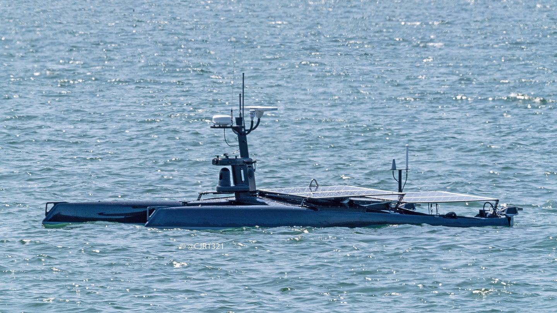 Drone Boat San Diego