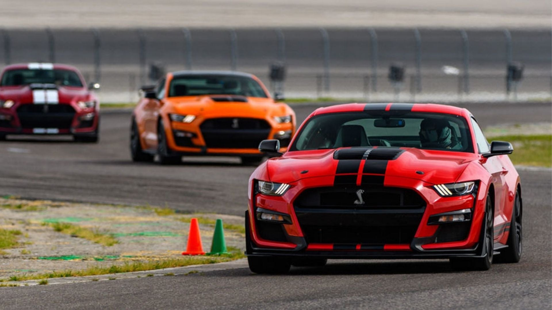 Here's Why Ford Didn't Make a Mustang Shelby GT500 Convertible - The Drive