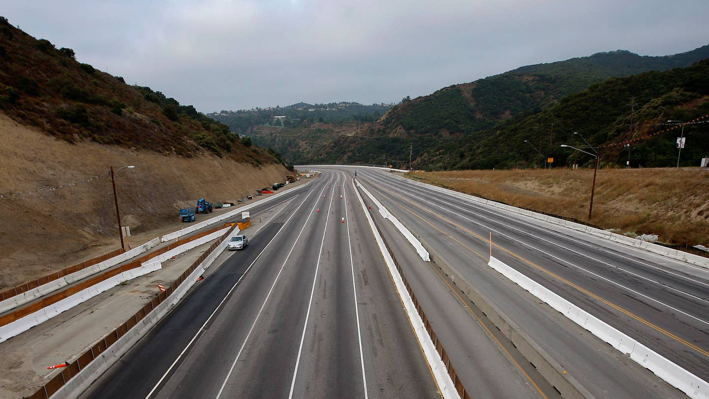 California 91 Freeway