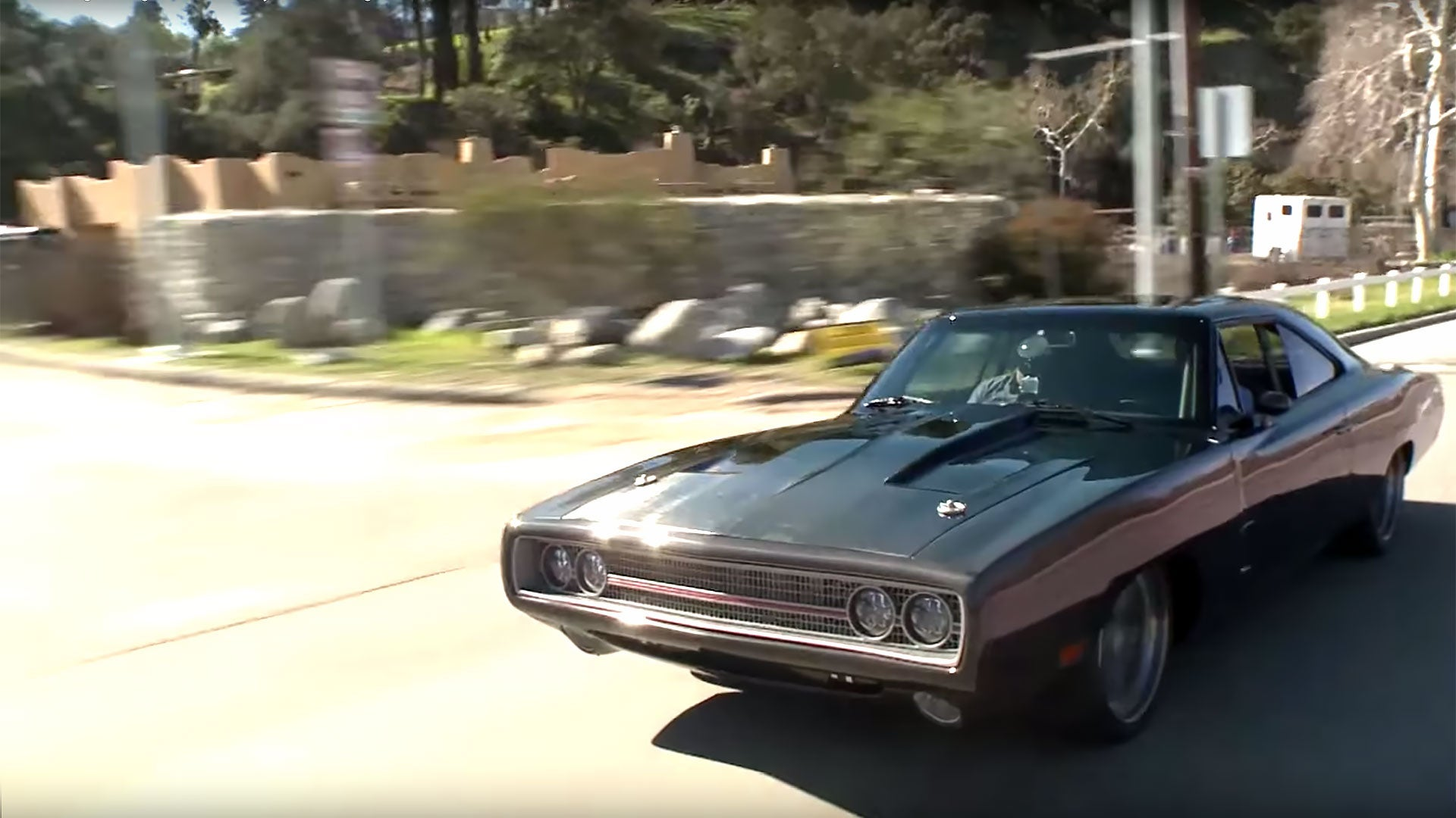 Jay Leno Dodge Charger