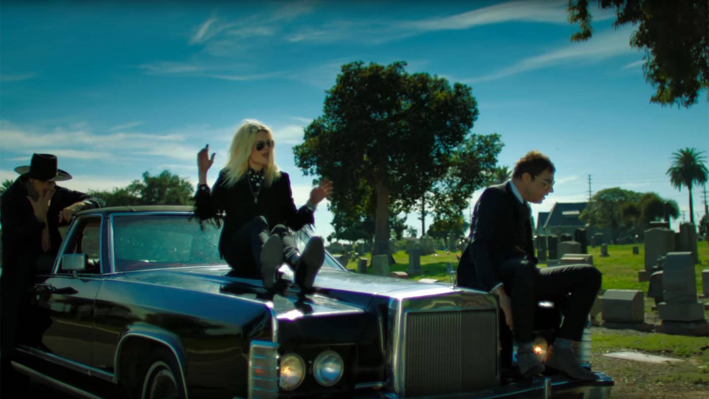 The Kills Music Video