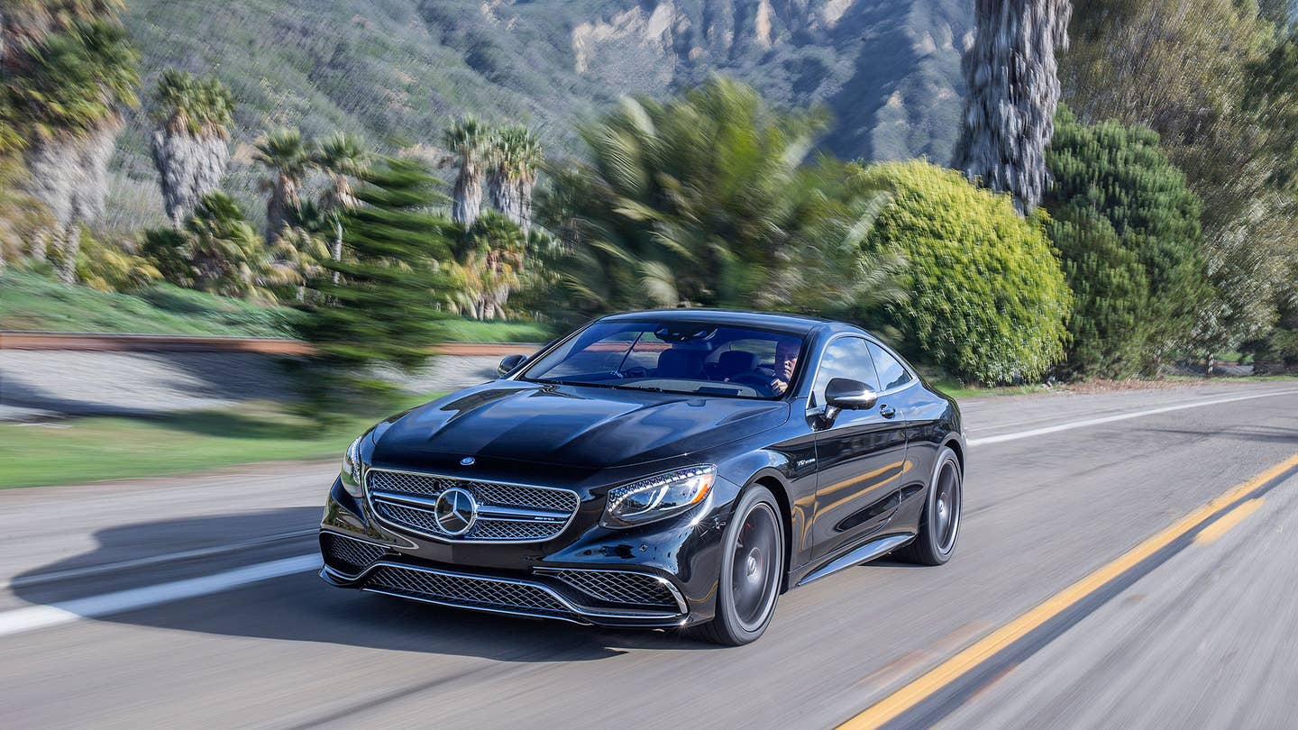 Mercedes SEC Coupe