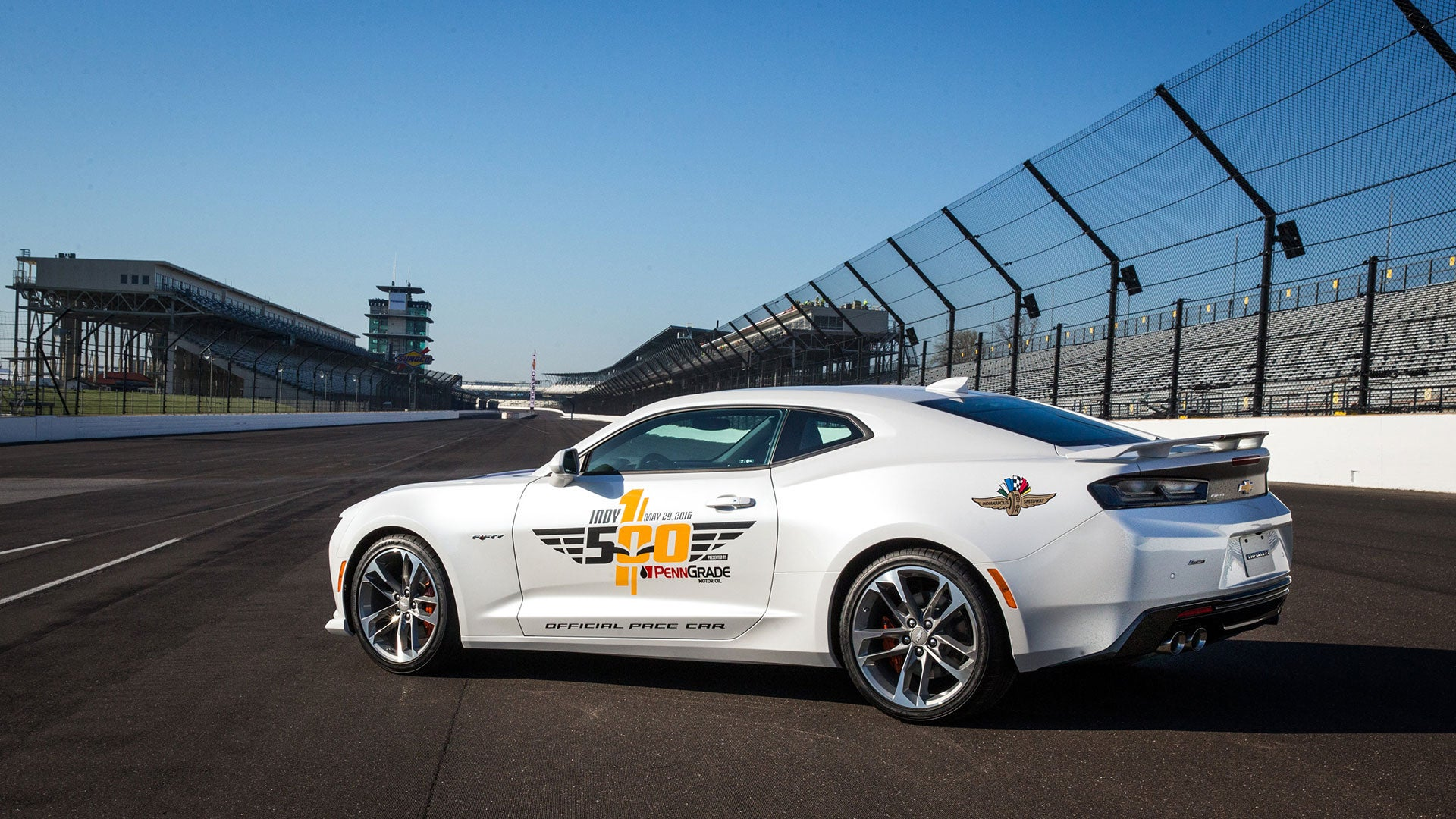 Indy 500 Pace Car