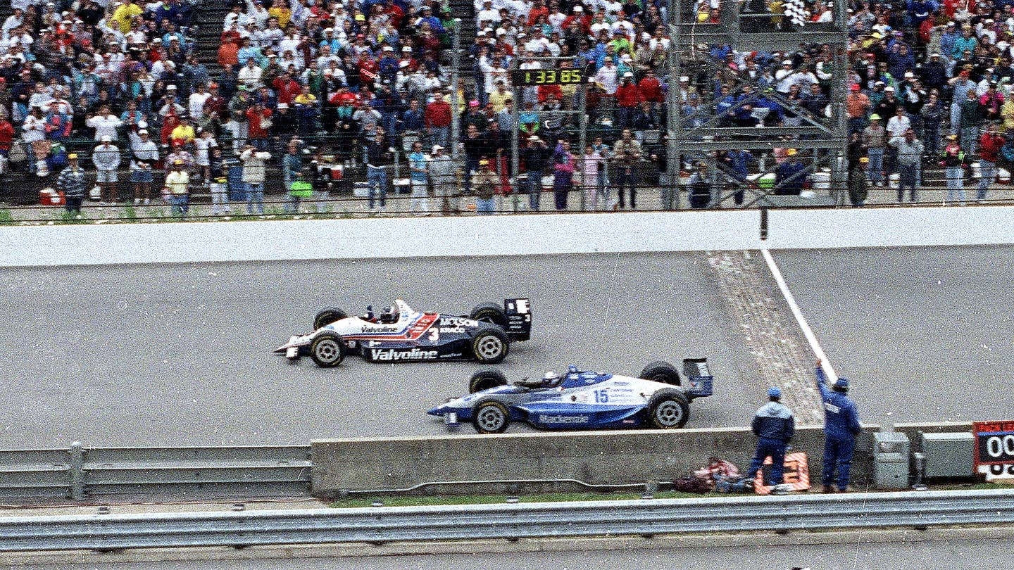 Indy 500 History