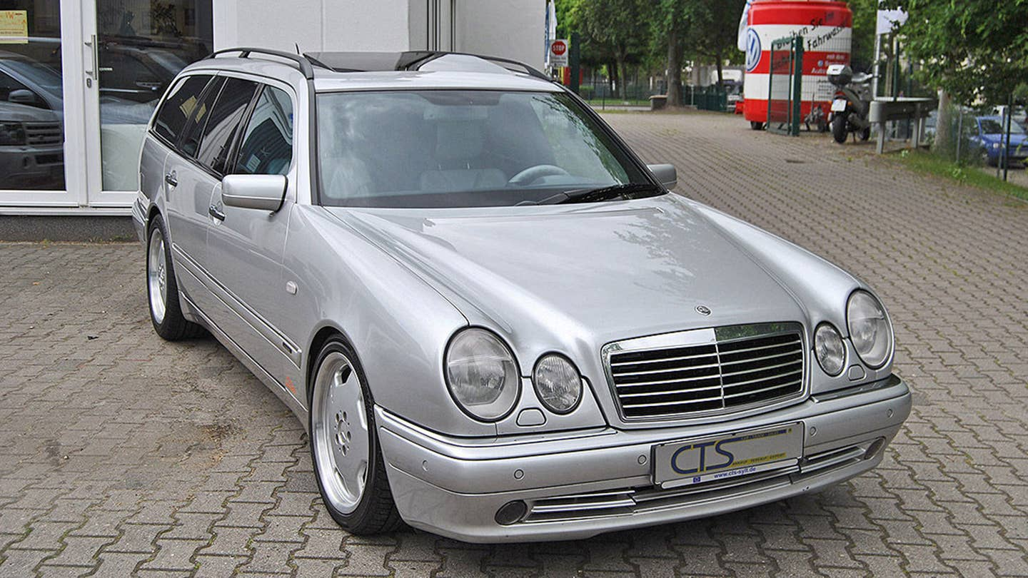 Mercedes Benz AMG E55 Wagon For Sale