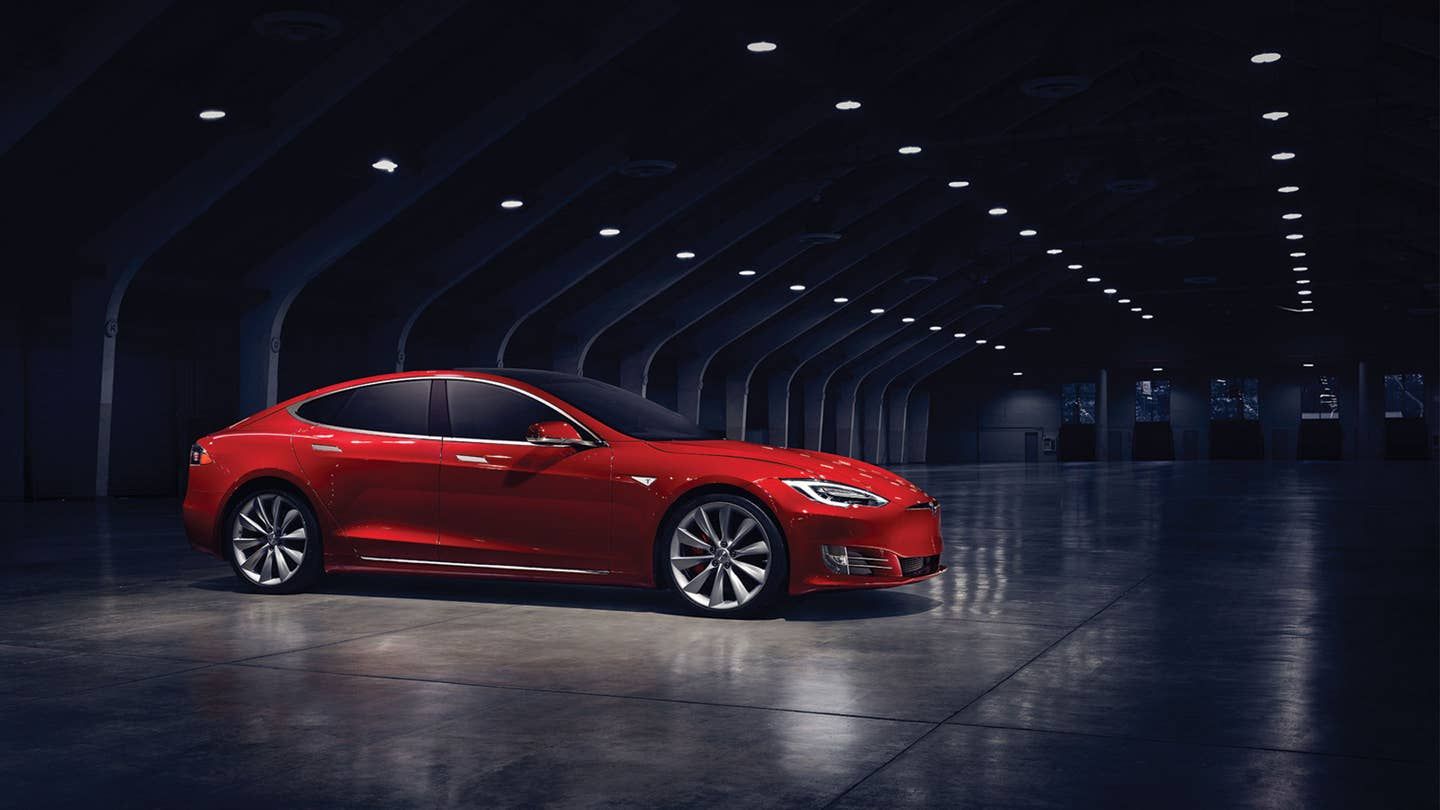 Model S Most Loved Car