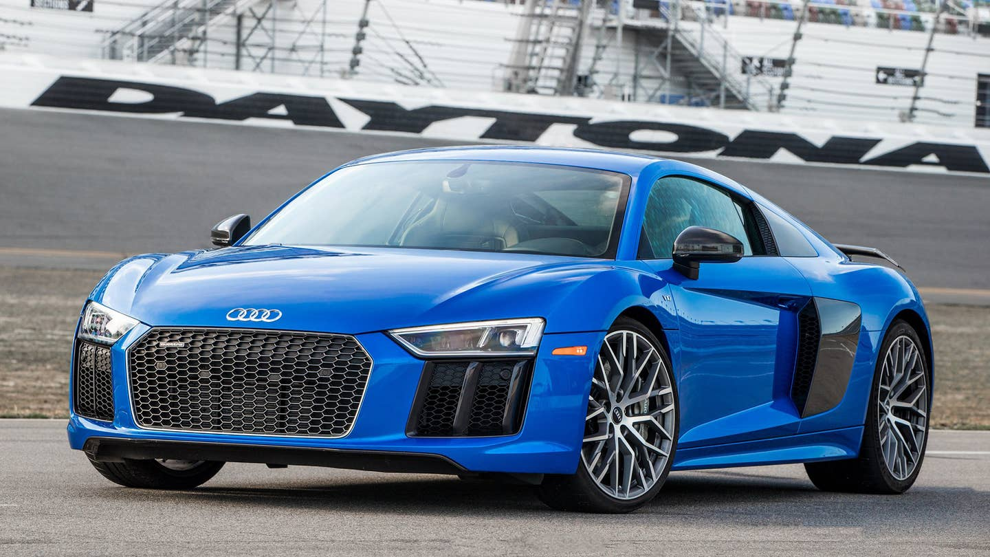 audi r8 v10 may be cancelled killed dieselgate the drive