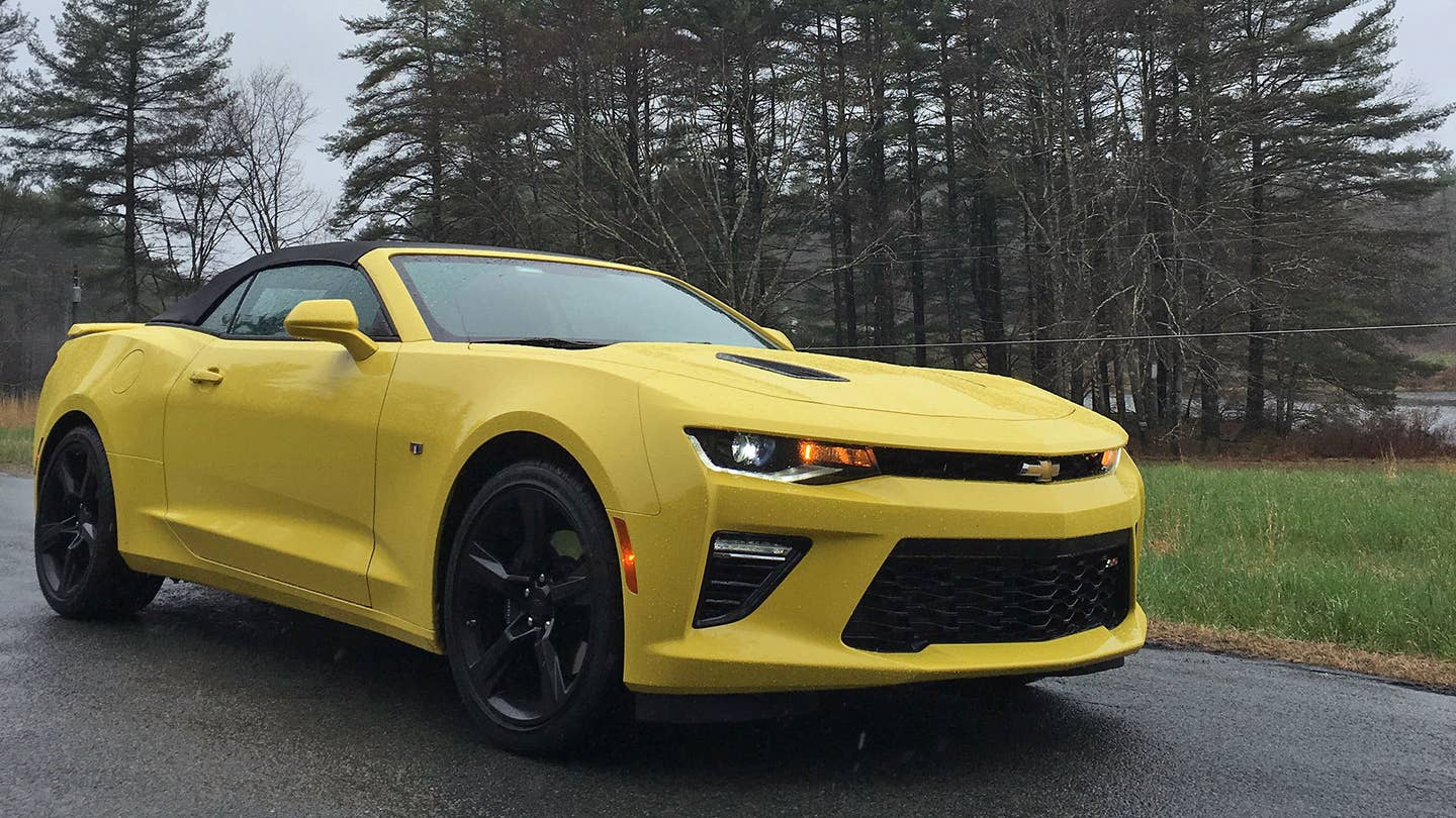 Chevy Camaro Review