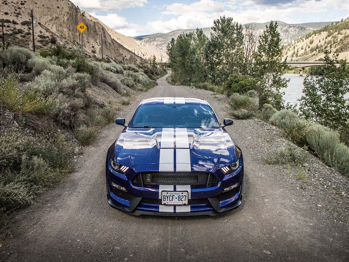 Ford Shelby Mustan GT350