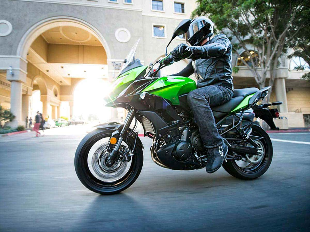 Six Great Motorcycles for Tall Riders   The Drive