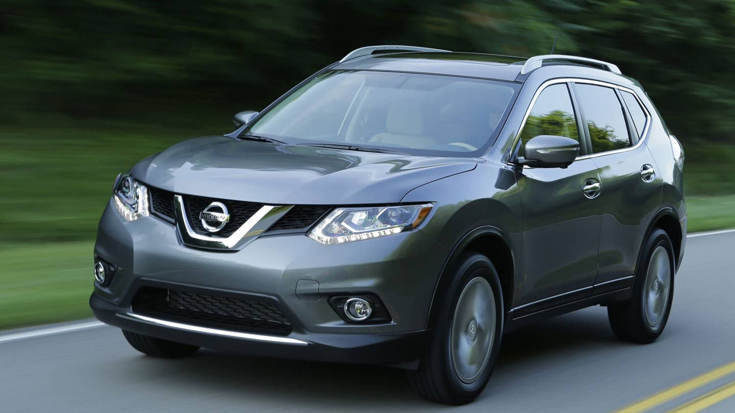 Nissan Rogue Review