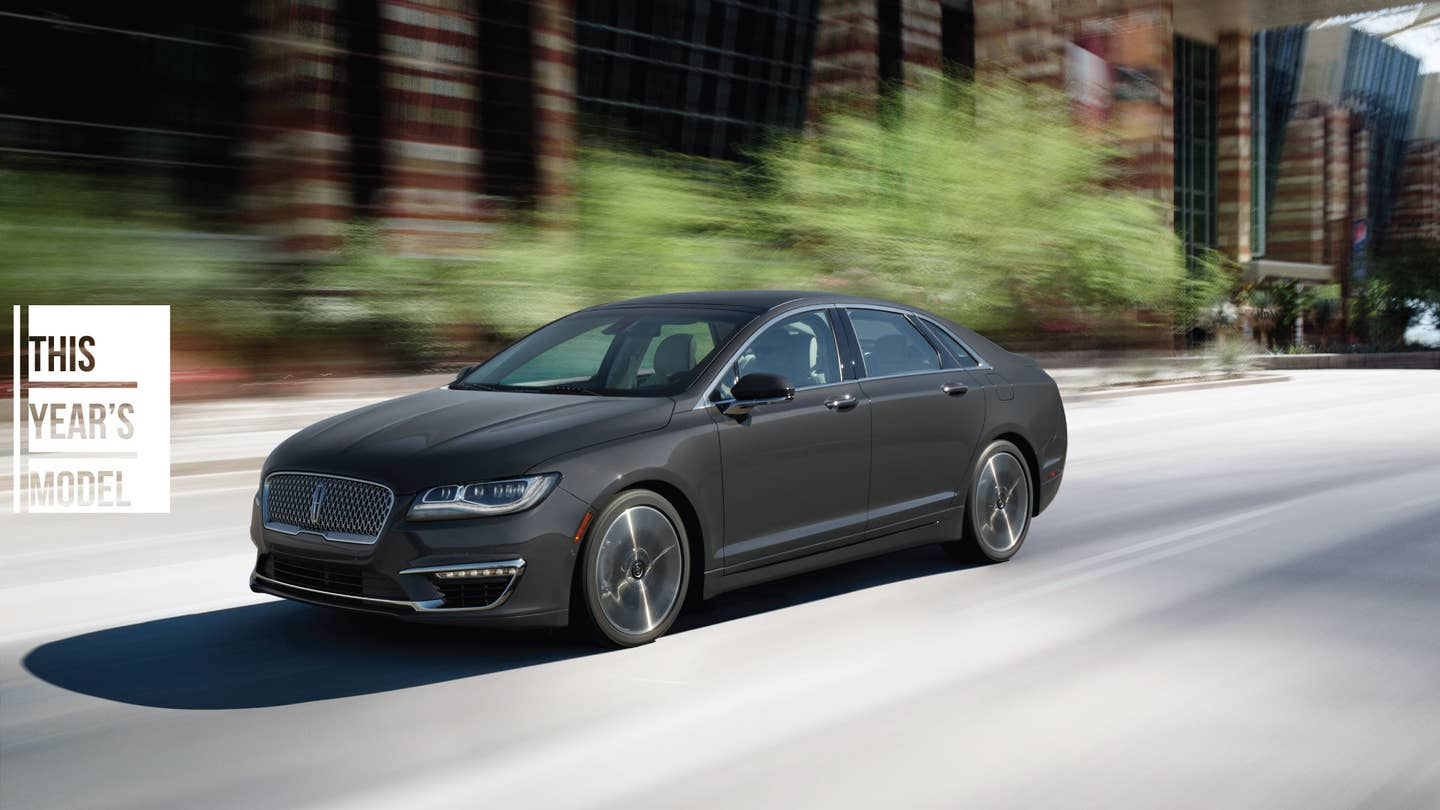 Lincoln MKZ Review